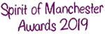 Spirit of Manchester Awards Logo