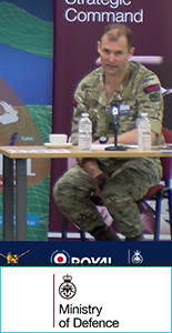Ministry of Defence Live Stream